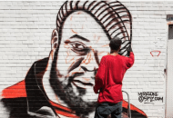 The Making of Sean Price's Tribute Mural Was Captured On Film (Video)