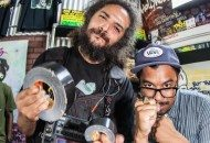 Souls Of Mischief's Opio & Free The Robots Recorded An LP In A Redwoods Forest. Hear Some (Audio Premiere)