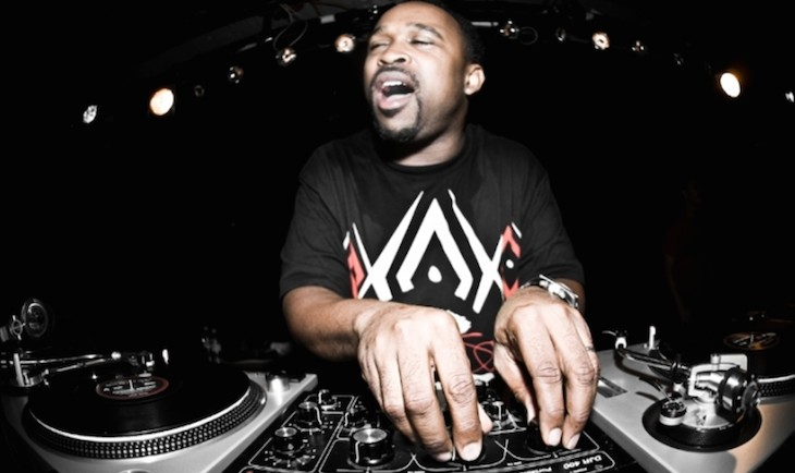 Featured Mix: DJ Spinna - In B-Boy Mode