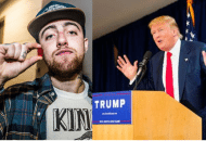 "Mac Miller Says Donald Trump is ""Like a Struggling Rapper,"" And Those Were His Nice Words…(Video)"