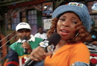 Mary J. Blige & Grand Puba Shut Down YO! MTV Raps. That's The 411. (Video)