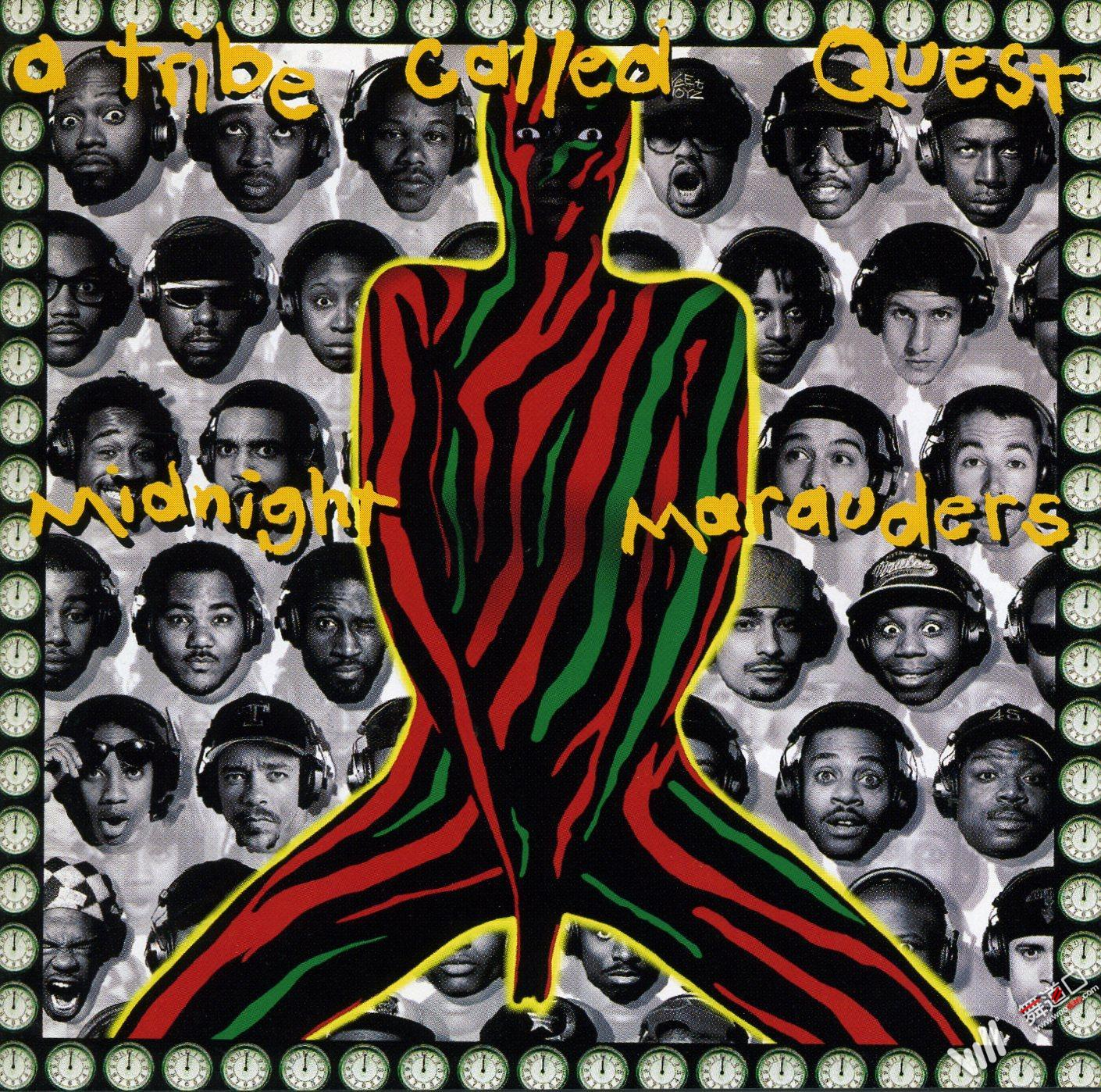 MidnightMarauders