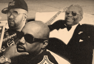 The Music of Bun B, Pimp C and B.B. King Comes Together in a Mashup From Kingz (Audio)