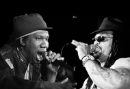 Long Before KRS-One Stepped to PM Dawn, Melle Mel Bumrushed Him On Stage (Video)