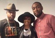 "Talib Kweli & Rapsody Raise Fists Not Arms on ""Every Ghetto"" (Audio)"