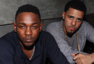 J. Cole Takes Kendrick's Beat For A Black Friday Freestyle And It's More Than Alright (Audio)