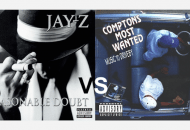 Jay-Z's Reasonable Doubt vs. Compton's Most Wanted's Music To Driveby. Which Is Better?
