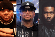 Royce Da 5'9″, Pharoahe Monch & D12's Denaun Demolish a Track With Bars That Cook (Video)