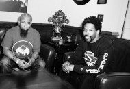 Tech N9ne & Murs Make A Jam About Stresses Building Up & Self-Medicating (Audio)