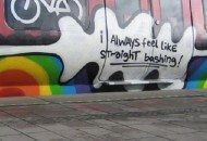 One Street Artist Takes Aim At Homophobia With Spray Paint & Murals