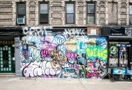 Business Owners Are Using Graffiti To Prevent Graffiti. A New Book Examines How.