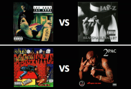 2 Of These Albums Will Be In The Top 10 Of The 1990s. You Decide Which Ones.