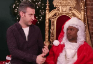 Forget Kris Kringle. Santa Claus is from Harlem & His Name is Cam'ron (Video)