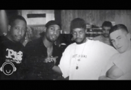 DJ Premier Tells The Story Of This Photo With D'Angelo, Alchemist & J. Dilla, In His Words