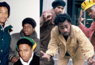 A Tribe Called Quest & Leaders Of The New School Perform Scenario Remix in 1992 (Video)