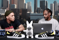 Snoop Dogg & Anderson .Paak Bridge 2 West Coast Generations With a Passing of the Torch (Video)