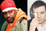 """Martin Shkreli Threatens To Erase Ghostface Killah's """"Once Upon A Time In Shaolin"""" Verses (Video)"""