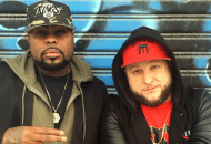 Kxng Crooked & Statik Selektah Are Ruthless With This Music. Let's Go (Audio)