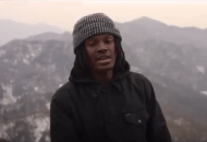 At The Great Wall Of China, Dayne Jordan Raps Without Boundary (Video)