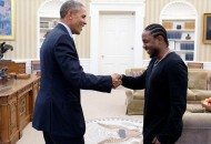 Kendrick Lamar Meets With President Obama And Vows To Pay It Forward (Video)