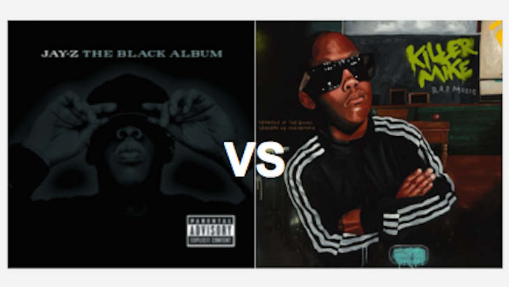 Jay Z's The Black Albu...