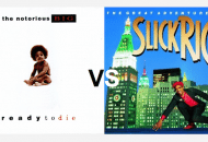 The Notorious B.I.G.'s Ready To Die vs. Slick Rick's The Great Adventures Of…Which Is Better?