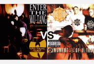 Wu-Tang Clan's Enter The Wu-Tang (36 Chambers) vs. Gang Starr's Moment Of Truth. Which Is Better?