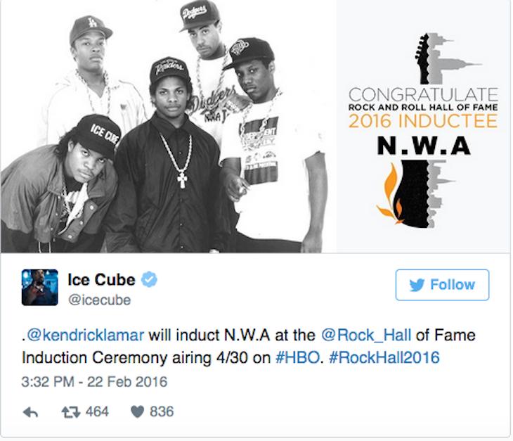 IceCube_Kendrick_tweet
