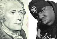"""""""Hamilton"""" Creator Says Founding Father & Biggie Have Plenty in Common (Video)"""