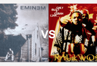 Eminem's The Marshall Mathers LP vs. Raekwon's Only Built 4 Cuban Linx… Which Is Better?