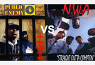 Public Enemy's It Takes A Nation Of Millions To Hold Us Back vs. N.W.A.'s Straight Outta Compton. Which Is Better?
