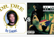 Dr. Dre's The Chronic vs. Ice Cube's Death Certificate. Which Is Better?