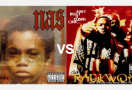 Nas' Illmatic vs. Raekwon's Only Built 4 Cuban Linx… Which Is Better?