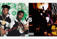 Eric B. & Rakim's Paid In Full vs. Wu-Tang Clan's Enter The Wu-Tang (36 Chambers). Which Is Better?