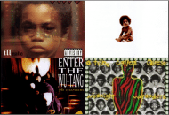 Here Are The Final 4 Greatest Of All-Time Hip-Hop Albums, As Decided By You
