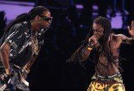 2 Chainz & Lil Wayne Stage A Rap Battle & Throw Heavyweight Blows (Video)