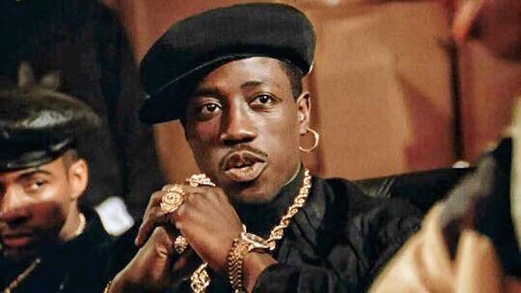 Nino Brown New Jack City