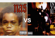 The Final Battle: Nas' Illmatic vs. Wu-Tang Clan's Enter The Wu-Tang (36 Chambers). Which Is Better?