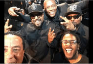 N.W.A. Are Inducted Into The Rock & Roll Hall Of Fame By Kendrick Lamar (Video)