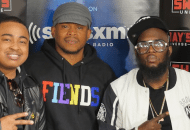 Freeway & Scholito Freestyle On Sway In The Morning (Video)