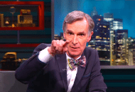 Bill Nye Drops Serious Science On Climate Change & Calls Out the Media & Republicans (Video)