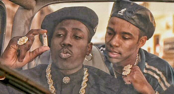 New Jack City's Creator Reveals Nino Brown's Beginnings ...
