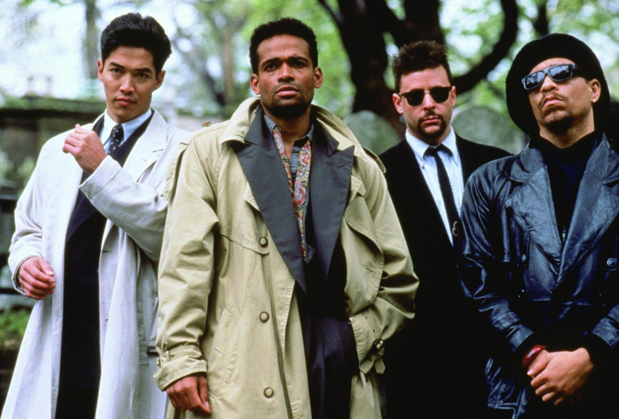 Mario Van Peebles New Jack City