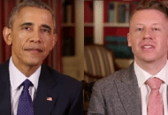 President Obama & Macklemore Say It Loud & Clear: Opioid Addiction is Killing Us (Video)