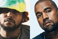 ScHoolboy Q & Kanye West Join Forces On Their First Ever Collabo (Audio)