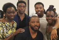 The All-Star Cast For Black Panther Is Bigger Than Life (Video)
