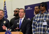 Snoop & The Game Meet With The LAPD To Build Trust Between Police & The Community