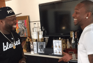 50 Cent & Cam'ron Squash Their Beef After Nearly A Decade