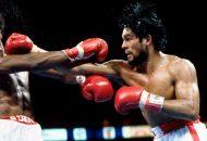 Roberto Duran & Sugar Ray Leonard's Fierce Ring Rivalry Inspires New Film (Video)