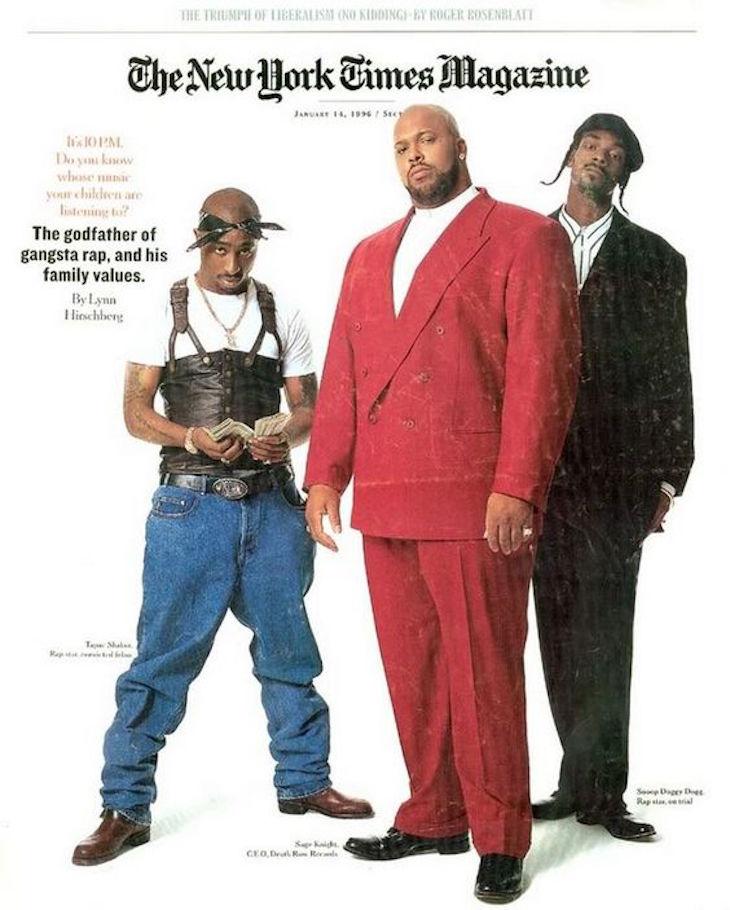 Snoop Suge Tupac